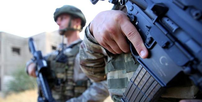 Irakın kuzeyinden kaçan 4 terörist teslim oldu