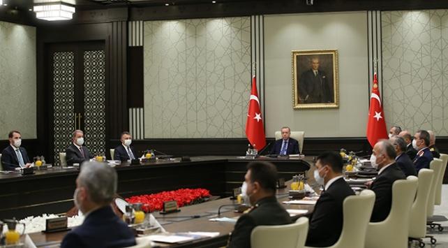 MGK Bildirisi: Türkiye, zorbalığa karşı Libya halkının yanında yer almayı sürdürecek