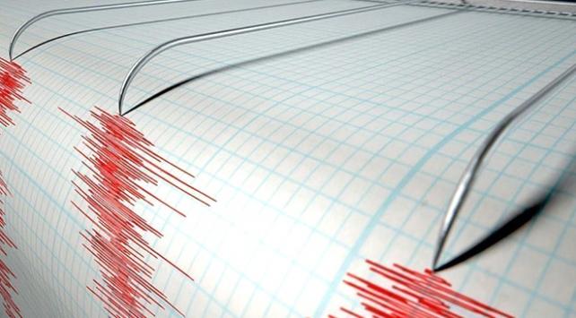 Çinde 6,6 büyüklüğünde deprem