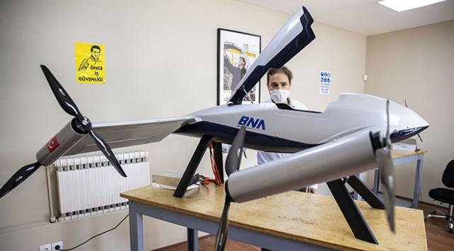 Türk mühendislerin geliştirdiği yeni İHA Alesta uçuşa hazırlanıyor