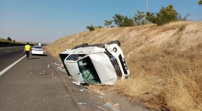 Şanlıurfada 2 ayrı trafik kazası: 5 yaralı