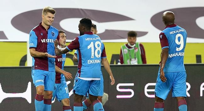 Trabzonsporun deplasman performansı ön planda