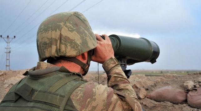 Zeytin Dalı bölgesinde bir PKKlı terörist yakalandı
