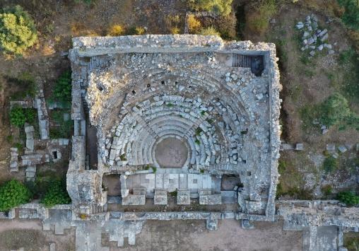 Liman kenti İasos, ihtişamıyla ziyaretçilerini bekliyor