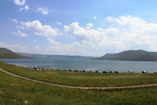 Türkiyenin zirvesindeki Balık Gölü doğal yapısı korunarak turizme kazandırılacak