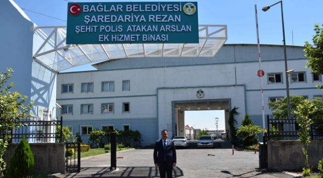 Şehit Polis Atakan Arslanın adı Diyarbakırda yaşatılacak
