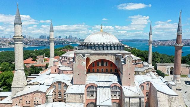 Ayasofya şarkısının hikayesi TRT Haber'de