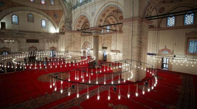 İstanbulda 21 cami sabaha kadar açık olacak