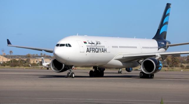 Libyadan Türkiyeye uçak seferleri başlıyor