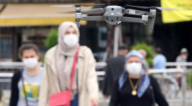 Gaziantepte 3 bin 303 kişiye sosyal mesafe ve maske cezası