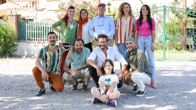 """TRT 1'den bayrama özel film  """"Hanımağa'nın Gelinleri"""""""
