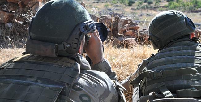 Zeytin Dalı bölgesinde 1 terörist gözaltına alındı