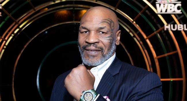 Mike Tyson ringlere dönüyor
