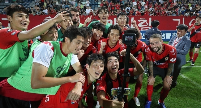 Güney Korede maçların seyircisiz oynama kararı kalkıyor