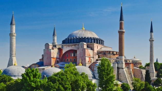 Ayasofya Camii ilk cuma namazını bekliyor... Ayasofya Camii açılıyor...