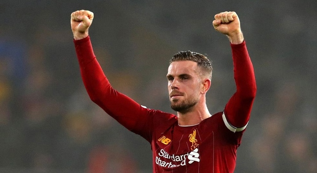 Liverpool kaptanı Hendersona yılın futbolcusu ödülü