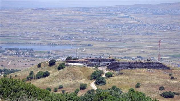 İsrail ordusu: Suriye sınırı yakınından patlama sesleri duyuldu