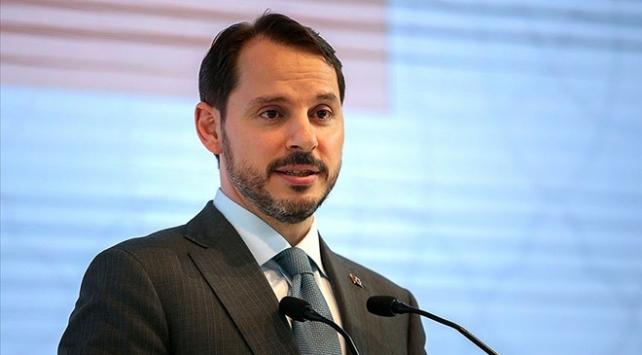 Bakan Albayrak: Halkbanka hukuki dayanağı olmayan bir dava açıldı