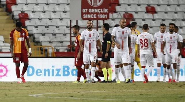 Antalyaspor sezonu 45 puanla kapattı