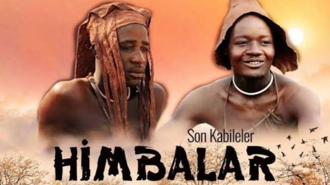 """TRT'nin """"Himbalar"""" belgeseli ABD'den  iki büyük ödülle döndü"""
