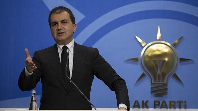 AK Partiden Yunanistana tepki: Bayrağımızın yakılmasını şiddetle lanetliyoruz