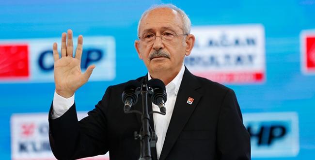 Kılıçdaroğlu CHP Kurultayında tek aday gösterildi