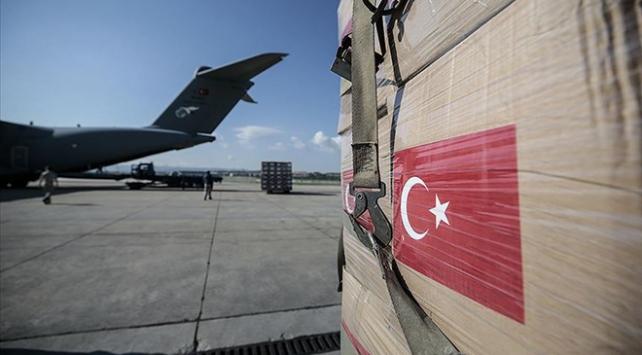 Türkiyeden Cezayire 2. tıbbi yardım