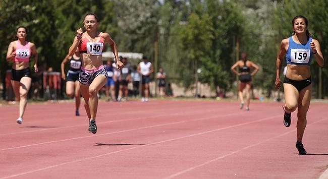 Eskişehirde olimpik deneme yarışları başladı