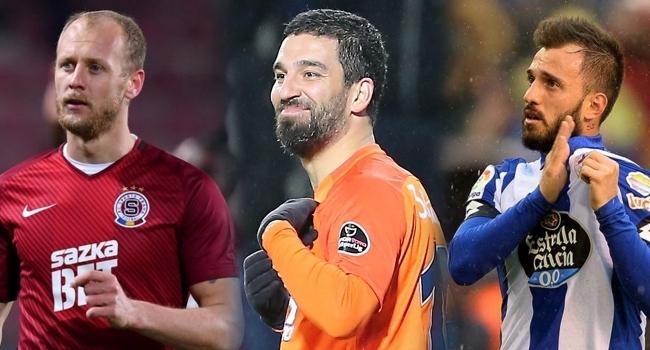 Galatasaraydan transfer hamlesi