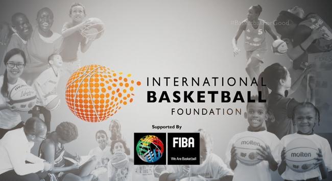 """FIBAnın vakfı IBF, """"İyilik için Basketbol"""" platformunu tanıttı"""