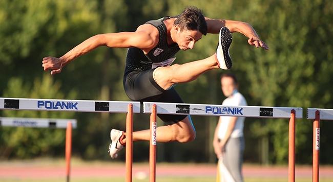 Milli atlet Mikdat Sevlerden Türkiye rekoru