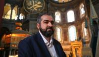 Ayasofya'ya atanan din görevlileri duygularını anlattı
