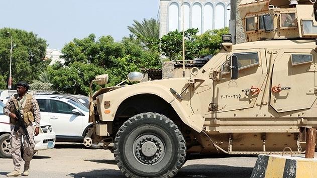 Yemende Barışçıl Eylem Komitesinden BAE destekli gruba tepki