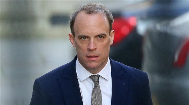 İngiltere Dışişleri Bakanı Raab: COVID-19da ikinci dalgayı yaşayabiliriz