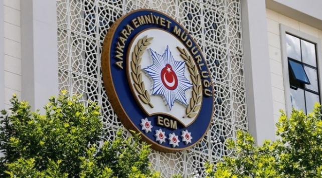 Ankara Emniyet Müdürlüğü FETÖye yönelik 935 operasyon düzenledi
