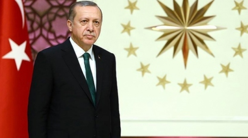 Cumhurbaşkanı Erdoğan'dan 'Hasat Bayramı' mesajı