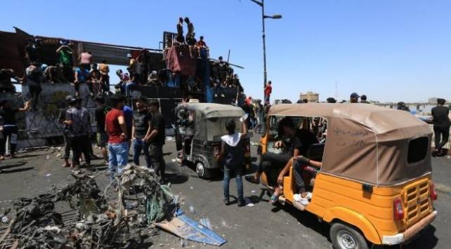 Irakta hükümet karşıtı gösteriler: 2 ölü