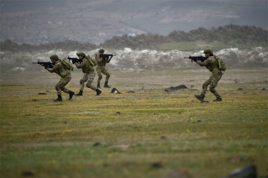 Fırat Kalkanı bölgesinde PKK/YPGli bir terörist etkisiz hale getirildi