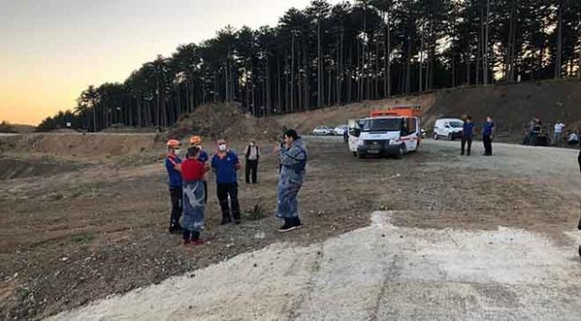 Arkadaşlarıyla baraja giren çocuk boğuldu