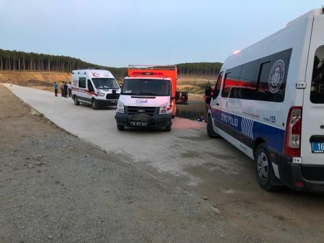 Bursada arkadaşlarıyla baraja giren 11 yaşındaki çocuk boğuldu
