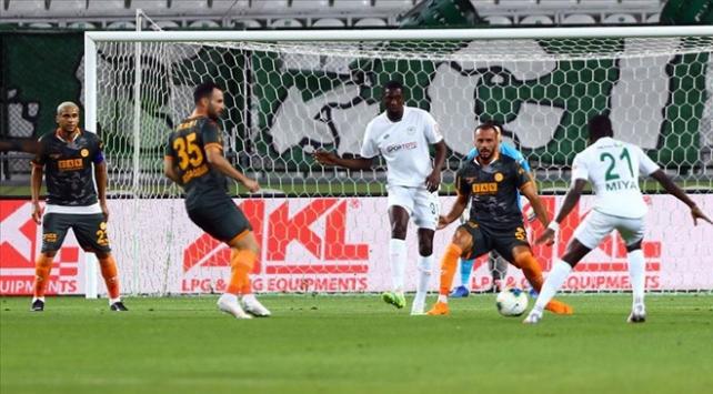 Alanyaspor, en iyi Süper Lig derecesiyle Avrupa kapısını araladı