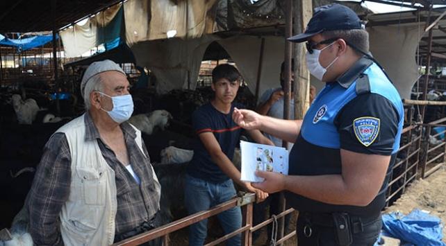 Kahramanmaraşta polis sahte paraya karşı uyardı