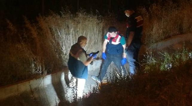 İzmirde kayıp işçinin su kanalında cansız bedeni bulundu