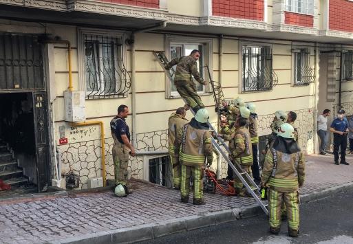 Esenyurttaki yangında 2 kişi hayatını kaybetti