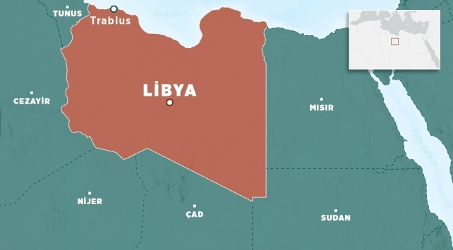 ABDnin Trablus Maslahatgüzarından Libyanın toprak bütünlüğüne destek
