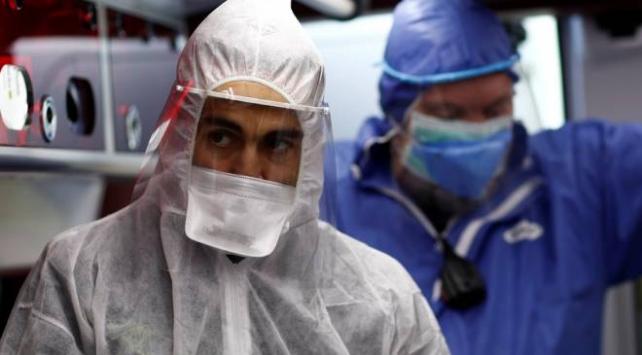Rusyada koronavirüs vaka sayısı 820 bini aştı