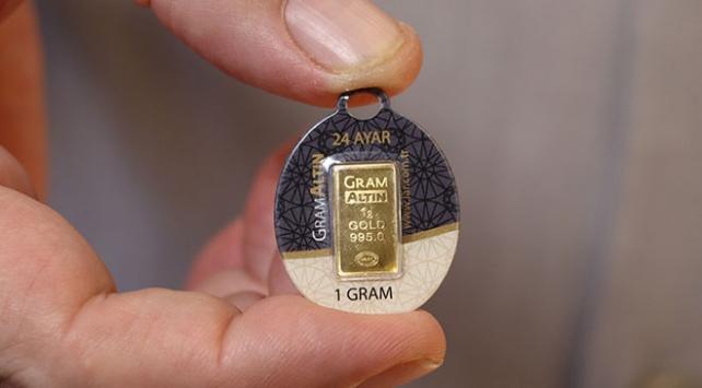 Gram altın 424 liradan işlem görüyor