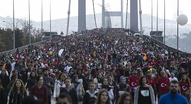 Vodafone İstanbul Yarı Maratonu 20 Eylülde koşulacak