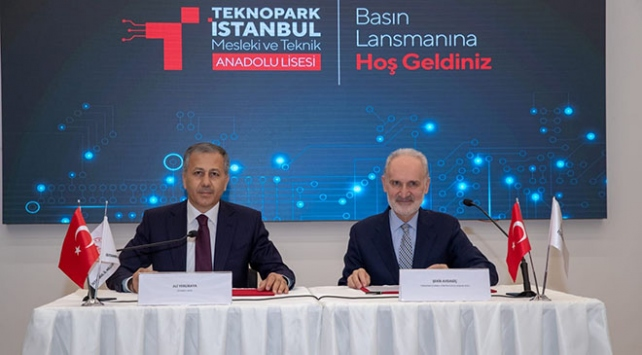Türkiyenin ilk siber güvenlik lisesi açıldı
