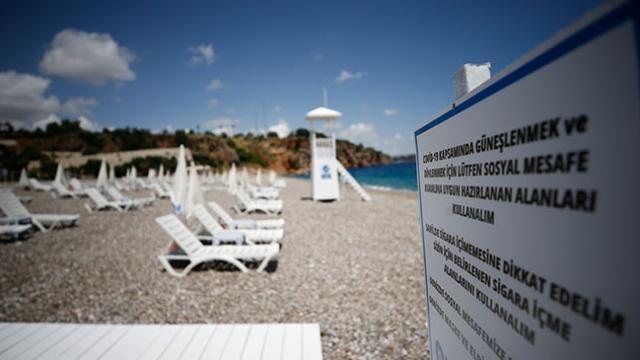 TÜRSAB raporuna göre tatilde hijyen ön planda